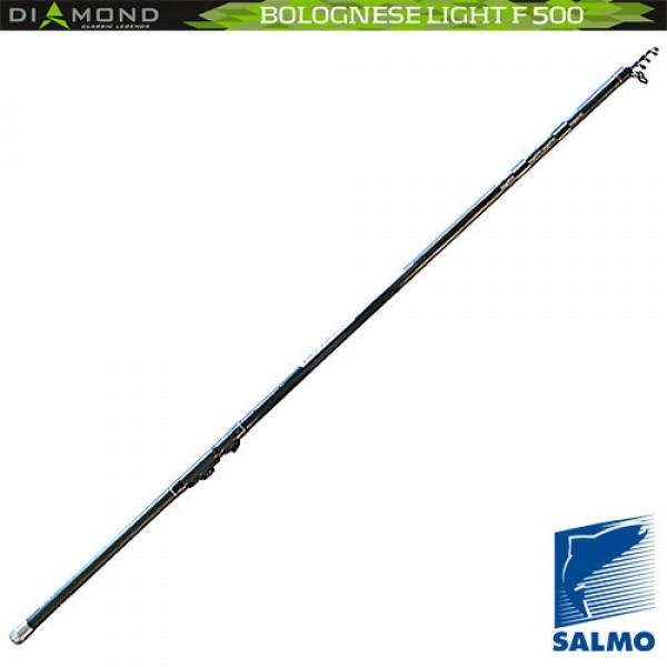 Salmo Diamond BOLOGNESE LIGHT F 500 с кольцами