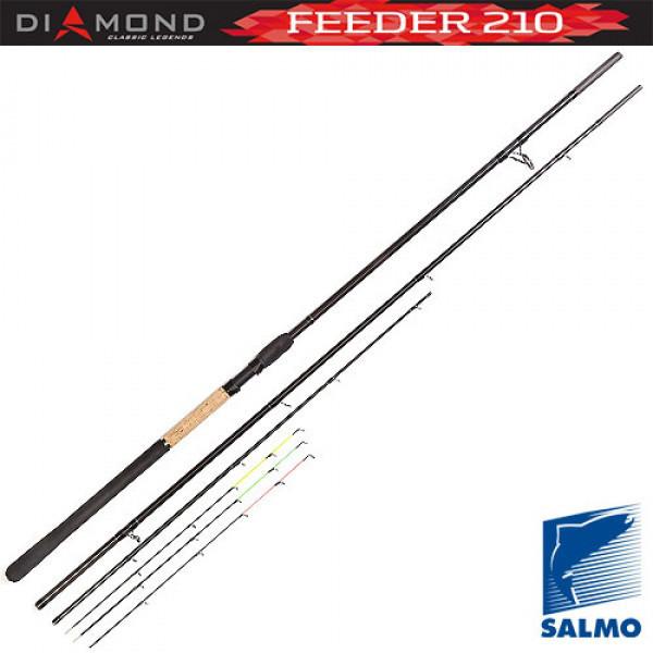Фідер Salmo Diamond FEEDER 210 /3.90 (3 tips)