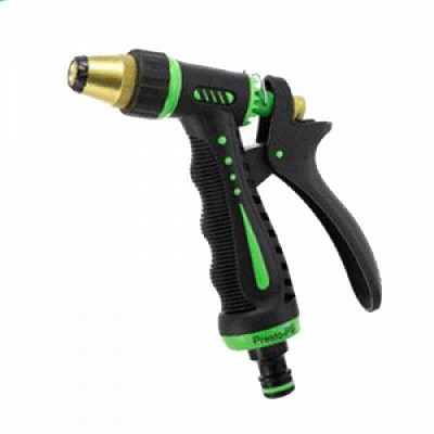 Пистолет поливочный металлический 3 режима (7205)
