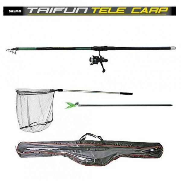 Подарочный комплект TELE CARP COMBO Удилище с катушкой 2122-330SET