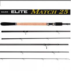 Удилище матчевое ELITE MATCH 25 4205-390