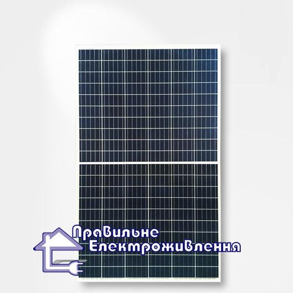 Сонячна панель Risen RSM120-6-285P, (Half-cell, 5ВВ, полікристал, 285 Вт)