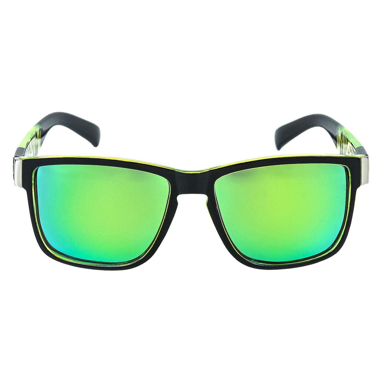 Солнцезащитные очки с поляризацией 400 UVA Dubery зеленые