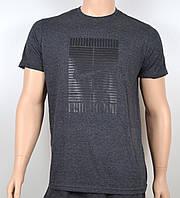 Мужская футболка Nike 100% х/б 1905 Антрацыт