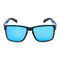 Солнцезащитные очки с поляризацией 400 UVA Dubery голубые