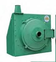 Всасывающе-нагнетающие пневматические дробилки RVS/RSI (Германия)