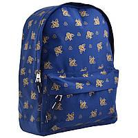 Рюкзак молодіжний 1 Вересня Bees, фото 1