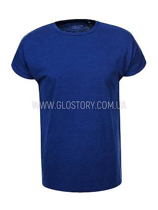 Мужская базовая футболка,GLO-Story, фото 2