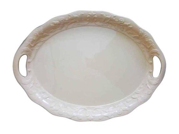 Піднос пластиковий кремовый арт.01 ТМHALLEY-PAK, фото 2