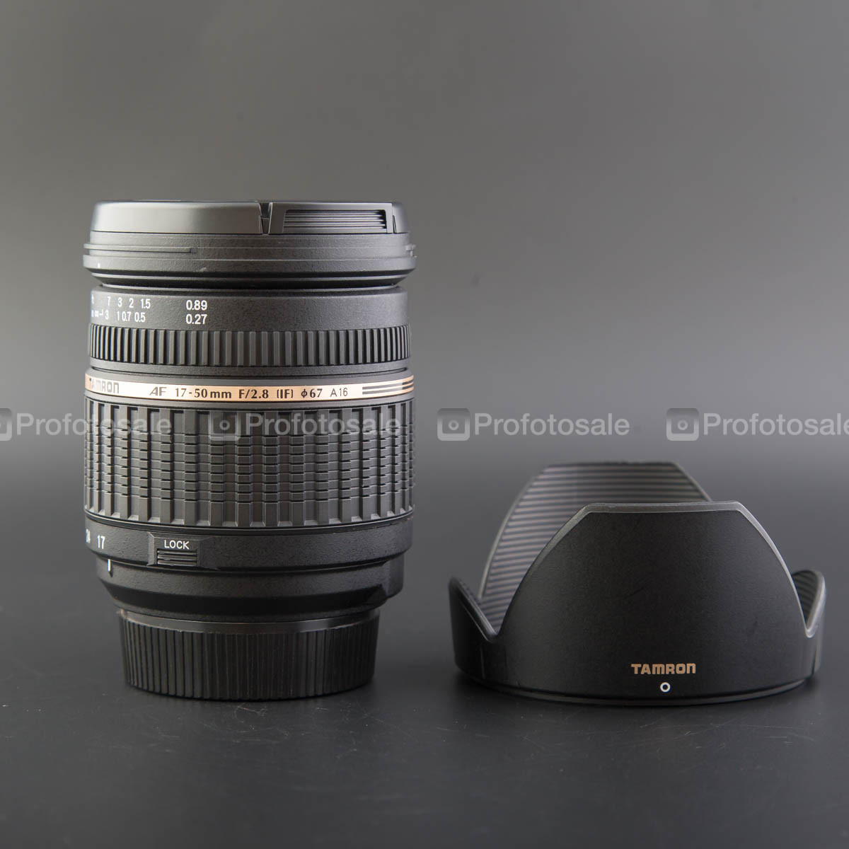 Tamron AF 17-50mm f/2.8 LD XR Di II SP