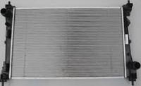 Радиатор Fiat Doblo 1.3 Multijet 2010-2018 (плоские соты)
