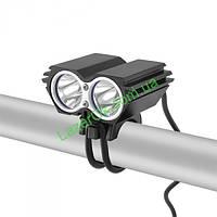 Велосипедный фонарь F09 2T6