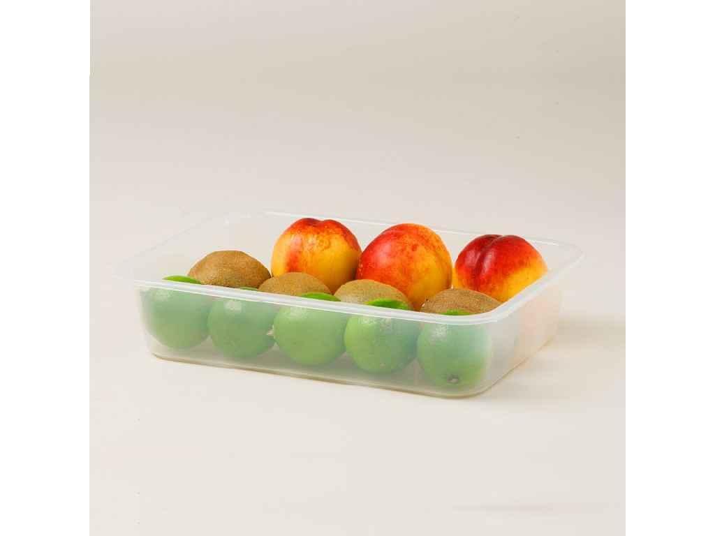 Лоток харчовий №0 без кришки 4820143570859 ТМAL-PLASTIK