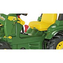 Детский трактор с ковшом  Rolly Toys 710126, фото 3