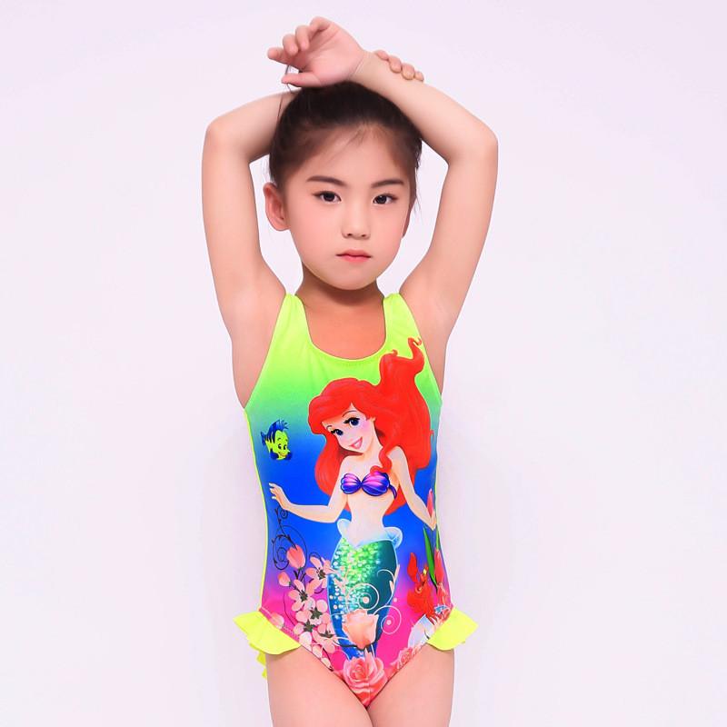 Купальник детский русалочка (русалка) Ариель, боди детское, боди на девочку, купальник для малышки