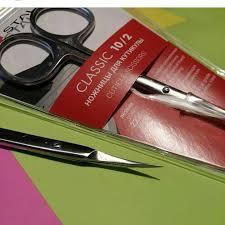 Ножницы для кутикулы Сталекс CLASSIC 10/ 2 22 мм