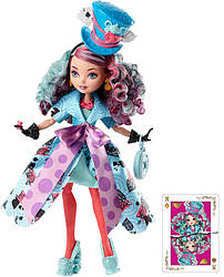 Кукла Ever After High Way Too Wonderland Madeline Hetter Меделин путь Страна чудес дорога в страну лялька