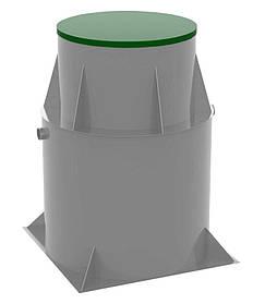 Септик Автономная канализация BioSeptik 5  1000л сут BS5, КОД: 146468