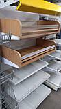 Стеллаж хлебный бу. стеллаж металлический б у., фото 3