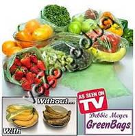 Пакеты для хранения овощей и фруктов Debbie Meyer Green Bags Грин Бегз 20 шт, фото 1