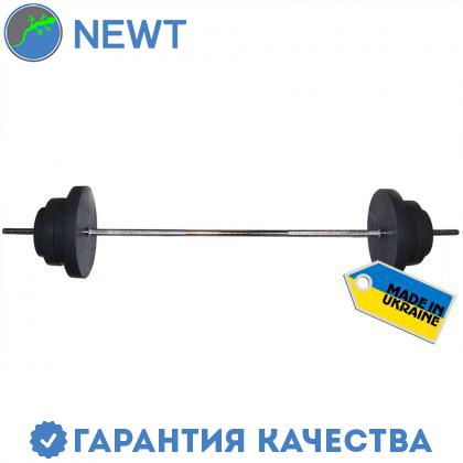 Штанга наборная Newt Rock 52 кг, фото 2