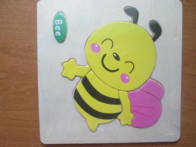 "Пазл-вкладиш ""Бджілка """