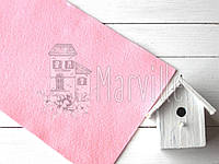 Фетр американский мягкий Розовый (0909 Pink)