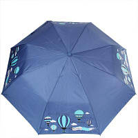 Зонт женский облегченный компактный полуавтомат  h.due.o (АШ.ДУЭ.О) hdue-259-3