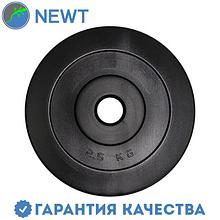 Диск гантельный композитный в пластиковой оболочке Newt Rock Pro 2,5 кг