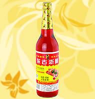 Уксус красный, рисовый, China time-honored brand, 610мл, Ч