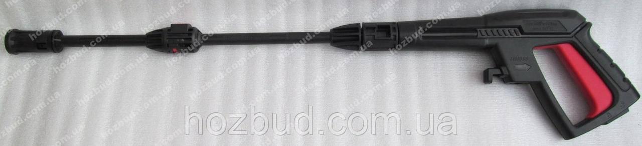 Пистолет для автомойки (защелка)