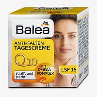 Balea Q10 Anti-Falten Tagescreme - Balea Дневной крем с Q10 и Омега-комплексом 5 мл