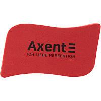 Губка магнітна для дощок Axent Wave червона 9804-04-a
