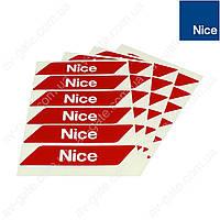 Светоотражающие наклейки для стрелы Nice WA10