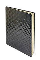 Еженедельник датированный А4 Buromax 136 стр. 2020 чёрный DONNA BM.2782-01