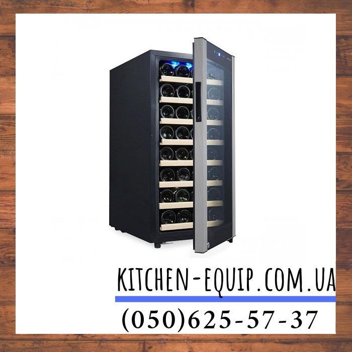 Холодильник для вина 120 л WKM120-1 GGM gastro (Германия)