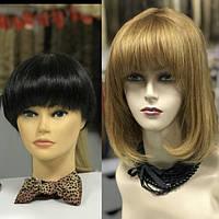 полу-парики и накладки из натуральных волос