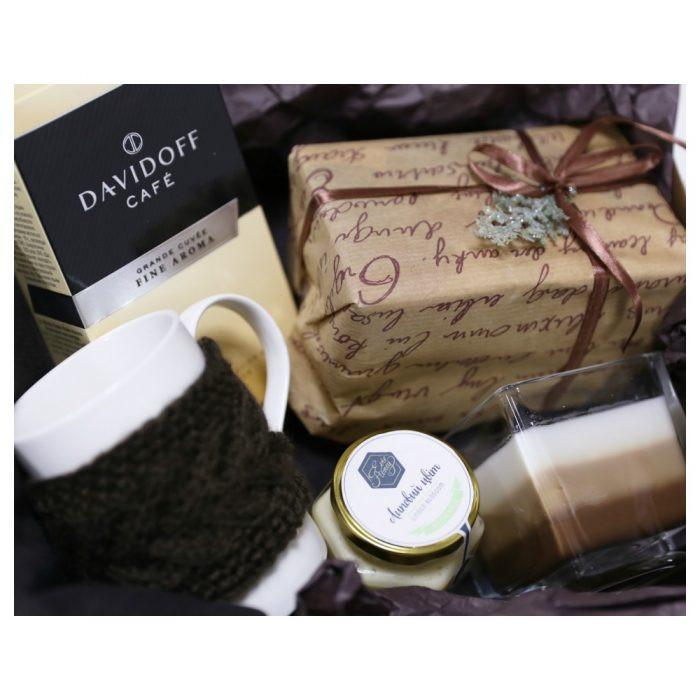Подарочный набор Кашемир Light