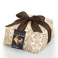 Панеттоне (кулич) c какао-кремом и кусочками шоколада Casa Rinaldi 750г