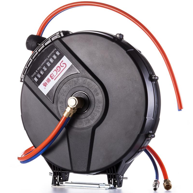 SGCB SGGF016 Water Wapor Mix Воздушно-водяной смеситель на катушке 7 м