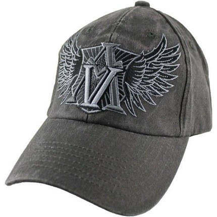 Кепка Eagle Crest American Valor Washed-5 DK Grey, фото 2