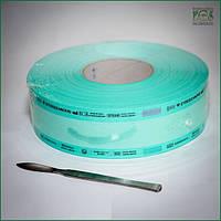 Плоский рулон для паровой и ЭО стерилизации SteriDiamond (100мм х 200м)