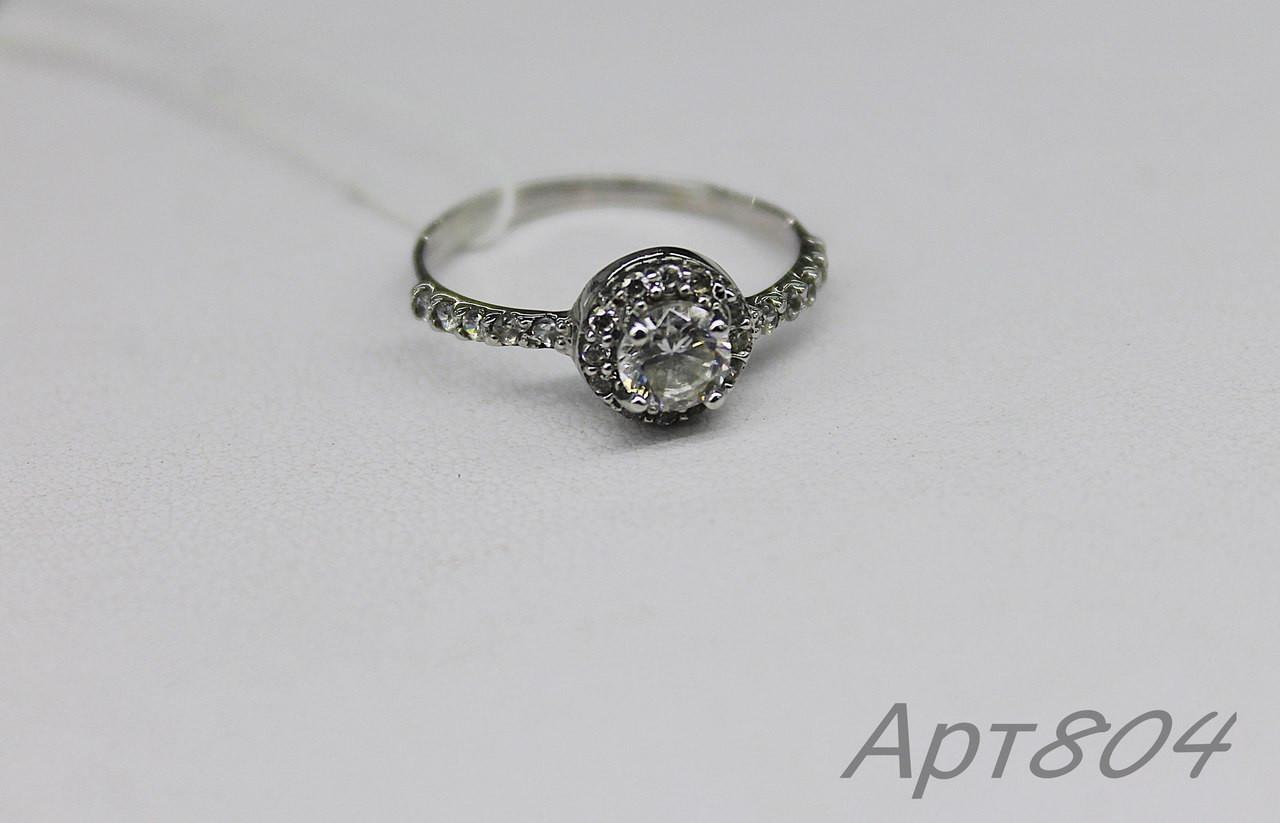 Серебряное кольцо Арт.804