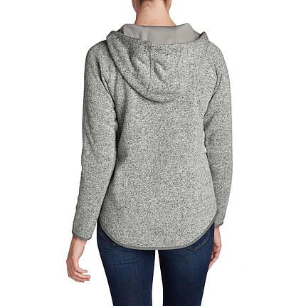 Пуловер женский Eddie Bauer Womens Radiator Fleece Pullover GRAY, фото 2