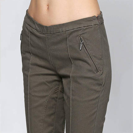 Женские джинсы Geox W2430Q MID BROWN, фото 2