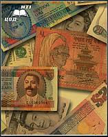"""Крафт-бумага с печатью """"Деньги"""""""