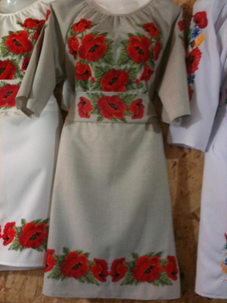 Вишите плаття 076e3f6a52ad7