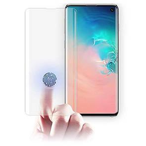 Защитное стекло UV Curved Samsung S10+ (clear)