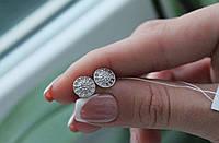 Серебряные серьги Арт.2178