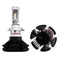 Комплект светодиодных LED ламп Xenon X3 H7 D10015